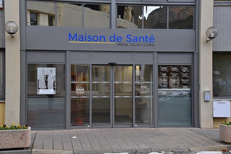 Maison de Santé Irène Joliot-Curie