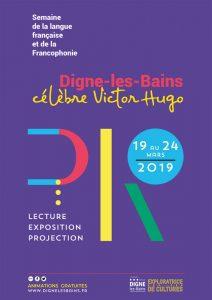 Digne-les-Bains célèbre Victor Hugo
