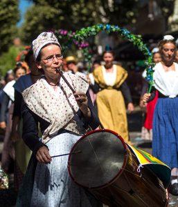 Musicien Provençal