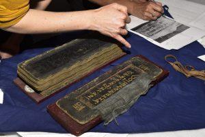 Manuscrit Tibétain